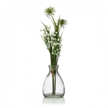 Vase Verre (9 x 35 x 9 cm)