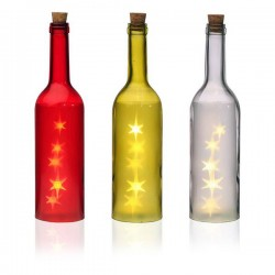 Bouteille LED Cosmo Verre