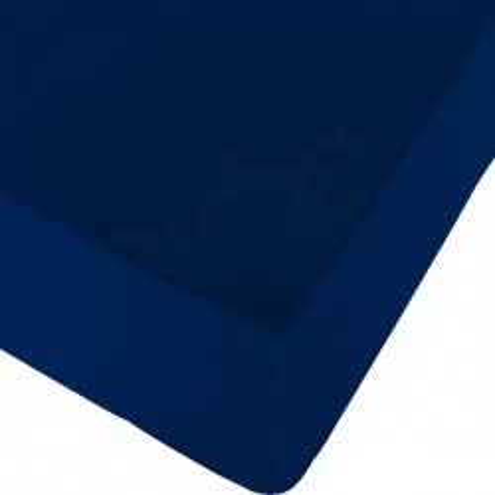 Drap housse Naturals Bleu...