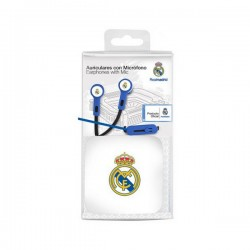 Casque bouton Real Madrid...