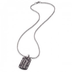 Collier Homme Save Brave...