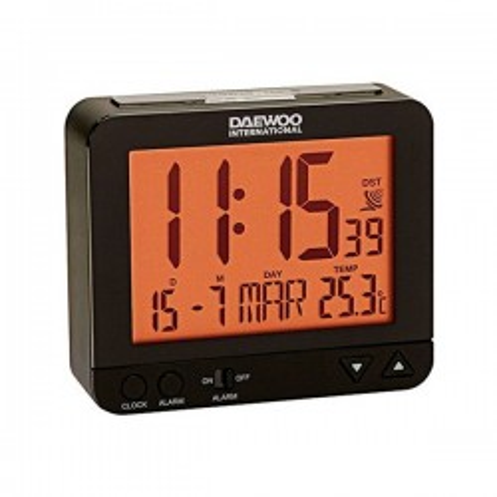 Réveil Daewoo DBF120