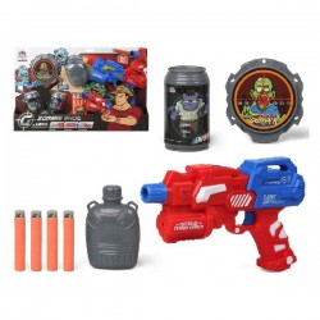 Playset Zombie Shot...