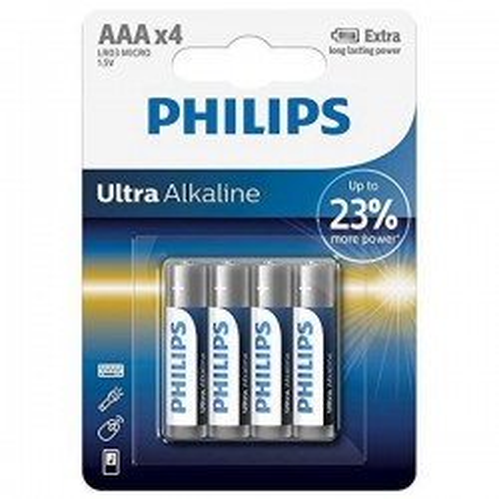 Piles Alcalines Philips...