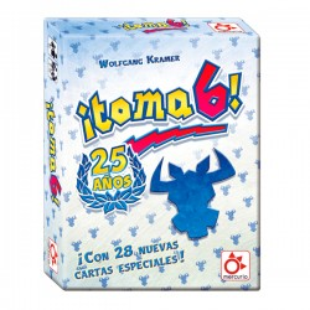 Jeux de cartes Toma 6!...