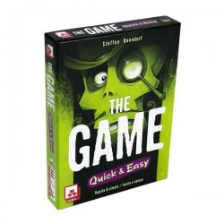 Jeux de cartes TheGame...