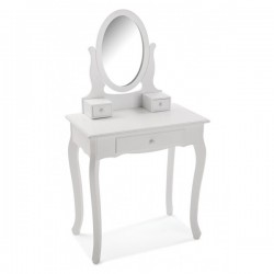Coiffeuse KATE Bois MDF (40...