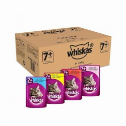 Aliments pour chat Whiskas...