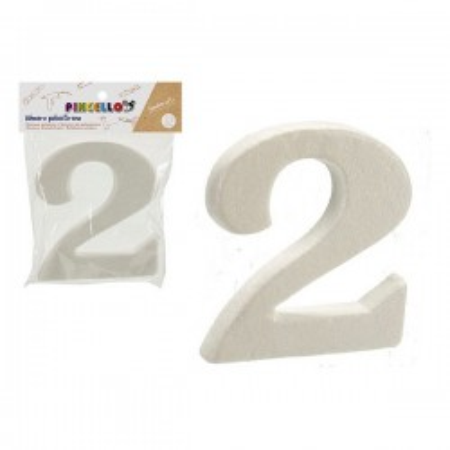 Numéro 2 polystyrène