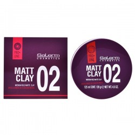 Gel fixant (pâte) Matt Clay...