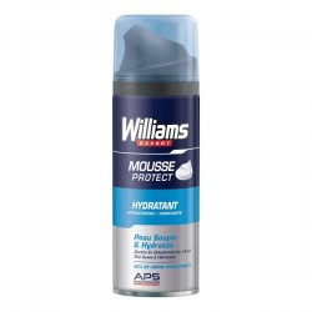 Mousse à raser Williams...