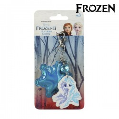Porte-clés 3D Elsa Frozen...
