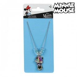 Collier Fille Minnie Mouse...