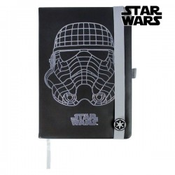 Carnet de Notes Star Wars...