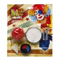 Peinture Faciale Clown