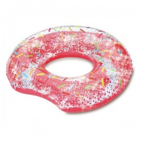Bouée Glitter Rouge (103 X...