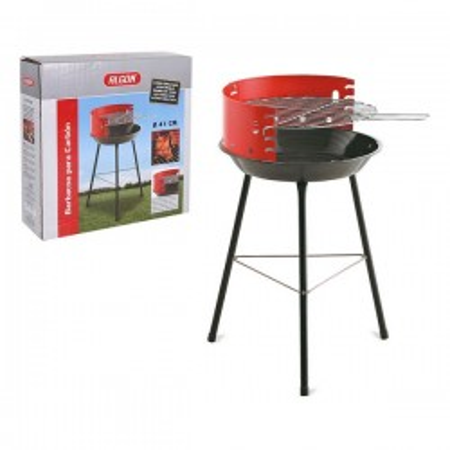 Barbecue à Charbon sur Pied...