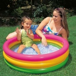 Piscine gonflable Intex 68...