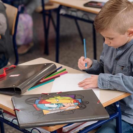 Figurine d'action Ninja (6 cm)